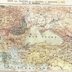 Carte bilingva, album foto, editata in 2017 100 de ani de la INDEPENDENTA ROMANIEI - Harta Europei