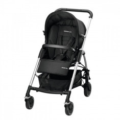 Carucior 3 in 1 Trio Streety Modern Black Bebe Confort - Carucior copii 3 in 1 Bebe Confort, Rosu
