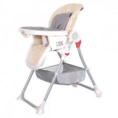 Scaun pentru masa Teddy Bej Coletto - Set mobila copii