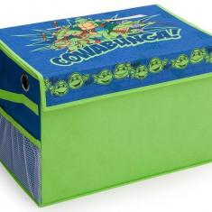 Cutie pentru depozitare jucarii Testoasele Ninja - Sistem depozitare jucarii