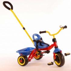 Tricicleta Deluxe E&L Cycles - Tricicleta copii