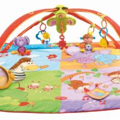 Centru de joaca 5 in 1 Gymini Misca si Canta Tiny Love - Tarc de joaca Tiny Love, Multicolor