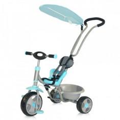 Tricicleta Scooter Albastru Bertoni - Tricicleta copii