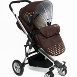 Carucior 3 in 1 Kraft Brown KinderKraft