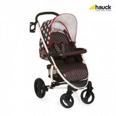 Carucior sport Malibu XL Dots Hauck - Carucior copii Sport Hauck, Maro