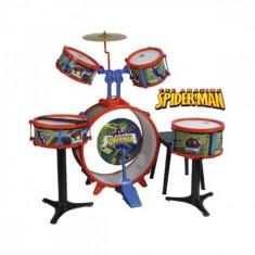 Set tobe baterie Spiderman Reig Musicales - Instrumente muzicale copii