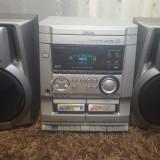 Combina Muzicala cu Radio Caseta si Auxiliar Aiwa CX-NDR2EZ CD DEFECT