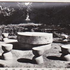 Bnk cp Targu Jiu - Masa tacerii - necirculata - Carte Postala Oltenia dupa 1918, Printata