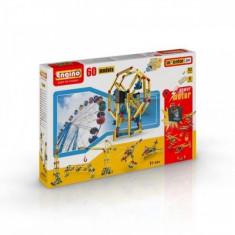 Set inginerie 60 modele cu motor Engino - LEGO Architecture