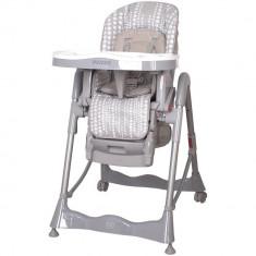 Scaun de masa Mambo Gri Coto Baby - Set mobila copii