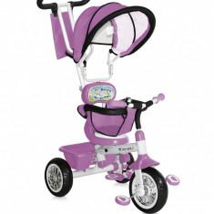 Tricicleta copii B313A Violet White Bertoni