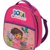 Rucsac izoterm pentru gradinita Dora - Ghiozdan, Fata