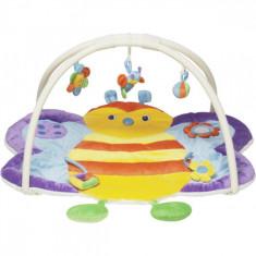 Saltea de joaca Albinuta haricuta Playshoes - Tarc de joaca Playshoes, Multicolor