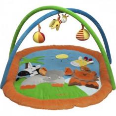 Saltea de joaca Prietenii Mei Playshoes - Tarc de joaca Playshoes, Multicolor