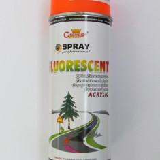 Spray Vopsea Profesional CHAMPION PORTOCALIU FLUORESCENT  AL-TCT-4927