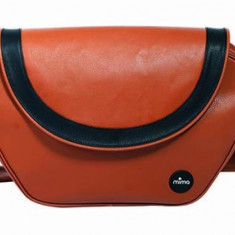 Geanta bebe Trendy Chaging Bag Camel Mima