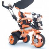 Tricicleta copii City Orange Injusa