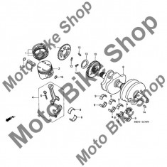 MBS Cuzinet ambielaj Honda CBF 500 F ABS CMF 2006, negru, #9, Cod Produs: 13314ML7691HO - Cuzineti Moto