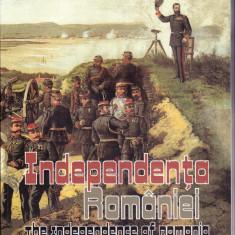 Carte bilingva, album foto, editata in 2017 100 de ani de la INDEPENDENTA ROMANIEI