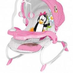 Fotoliu Dream Time Pink Penguin Lorelli - Balansoar interior, Verde