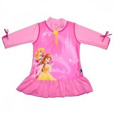 Tricou de baie Princess cu protectie UV 110 - 116 Swimpy - Costum Inot