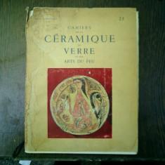 Cahiers de la ceramique du verre et des arts du feu - Album Muzee