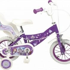 Bicicleta 14 inch Sofia the First Toimsa - Bicicleta copii