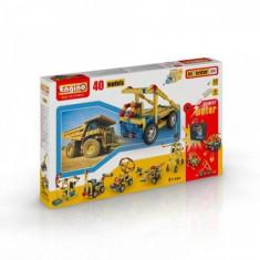 Set inginerie 40 modele cu motor Engino - LEGO Architecture