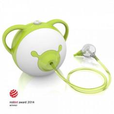Aspirator nazal electric Green Nosiboo - Aspirator nazal copii