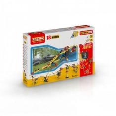 Set inginerie 18 modele Engino - LEGO Architecture