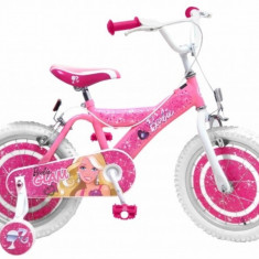 Bicicleta Barbie 16 inch Stamp - Bicicleta copii