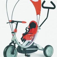 Tricicleta Oko Portocaliu Italtrike - Tricicleta copii