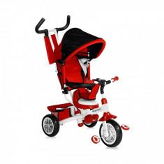 Tricicleta B302A Red White Bertoni - Tricicleta copii