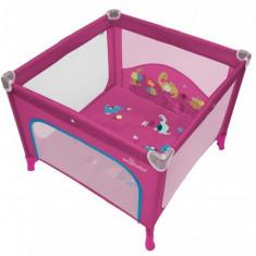Tarc de joaca Joy Pink Baby Design
