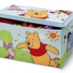 Cutie pentru depozitare jucarii Disney Winnie The Pooh - Sistem depozitare jucarii