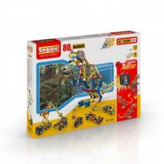 Set inginerie 80 modele cu motor Engino - LEGO Architecture