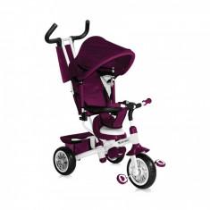 Tricicleta B302A Deep Purple Bertoni - Tricicleta copii