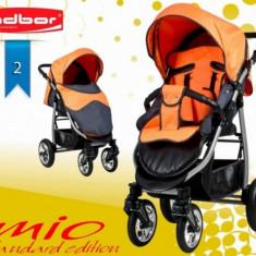 Carucior sport Mio Standard 2 (Grafit cu Portocaliu) Adbor - Carucior copii Sport