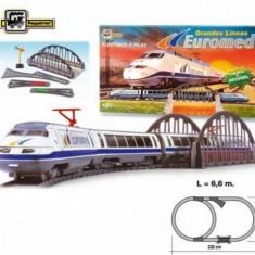 Trenulet electric calatori Euromed Pequetren, Seturi complete