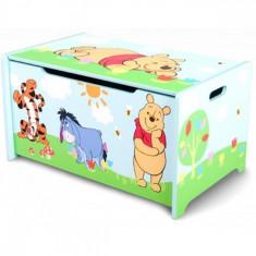 Ladita din lemn pentru depozitare jucarii Disney Winnie the Pooh Delta Children