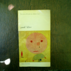Paul Klee - Carola Giedion-Wecker