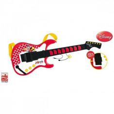 Set chitara cu microfon Minnie Reig Musicales - Instrumente muzicale copii