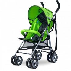 Carucior sport Alfa Green Caretero - Carucior copii Sport