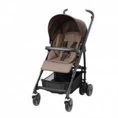 Carucior 3 in 1 Trio Maia Walnut Brown Bebe Confort - Carucior copii 3 in 1 Bebe Confort, Rosu