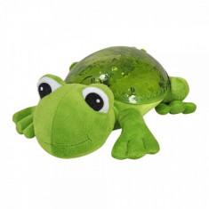 Lampa de veghe muzicala Tranquil Frog CloudB - Lampa veghe copii