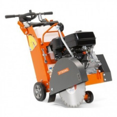 Masina taiat beton/asfalt TS450, motor Honda GX390, 13CP, greutate 128kg, disc 450mm, adancime taiere 170mm, STRONG - Motodebitator