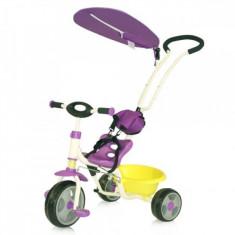 Tricicleta Scooter Violet Bertoni - Tricicleta copii