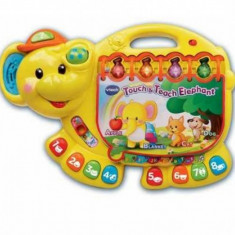 Jucarie Tabla Elefant VTech Vtech - Instrumente muzicale copii