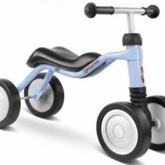 Tricicleta fara pedale Wutsch Bleu Puky - Tricicleta copii