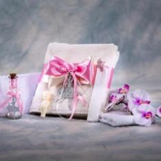 Trusou botez Collection Pink Ballerina Nikos
